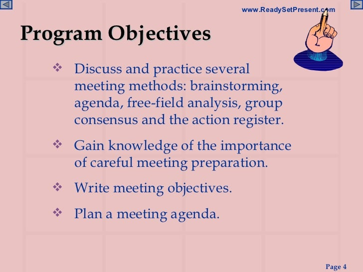 Meetings Powerpoint