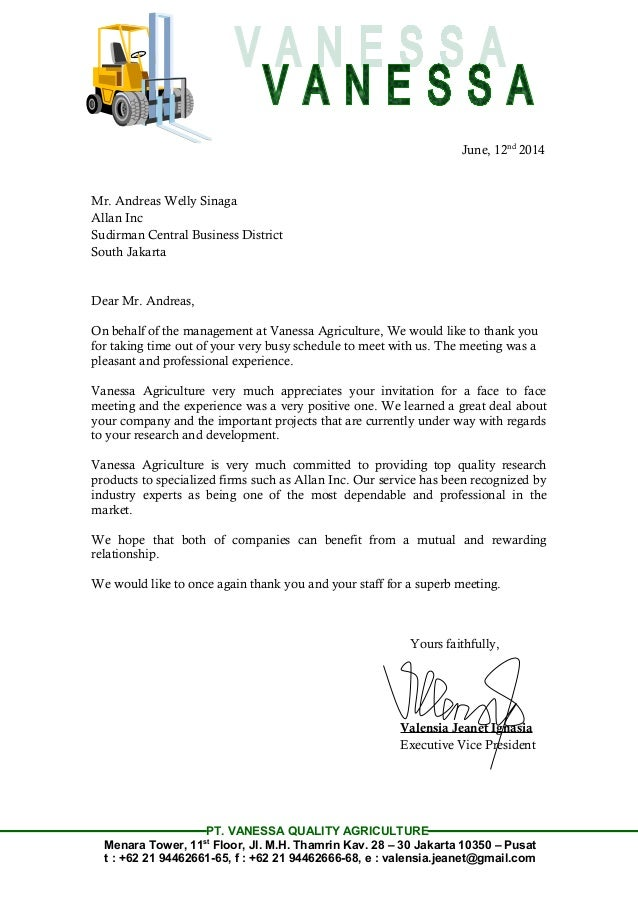 thanks letter bogas gardenstaging co