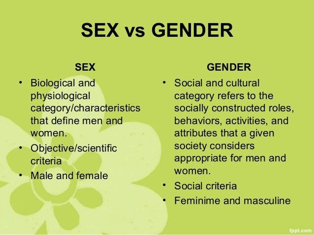 Meeting 12 gender