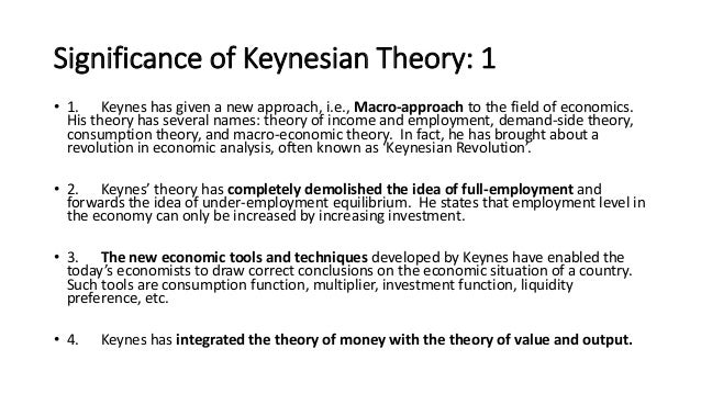 theories of unemployment economics
