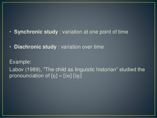 DIACHRONIC | meaning in the Cambridge English Dictionary