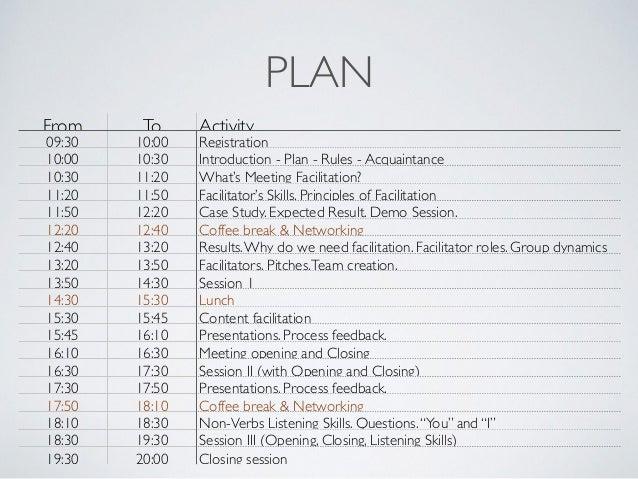 Meeting facilitation 2.0 - Vadim Nareyko Slide 3