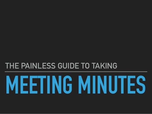 Free guide to managing effective meetings | meetingking.