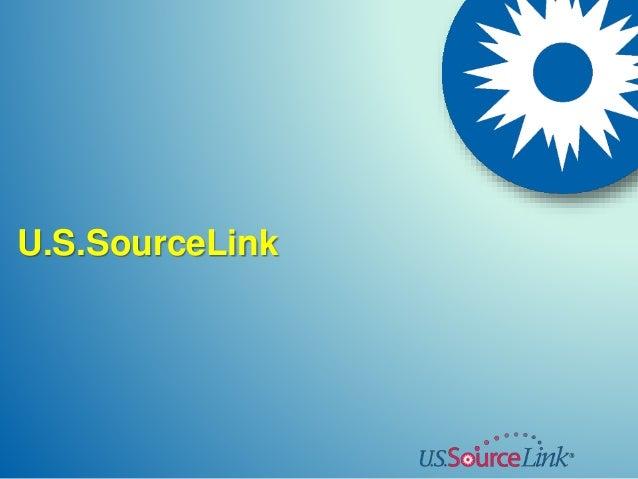 U.S.SourceLink