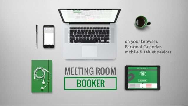Meeting room booker - advanced room booking system
