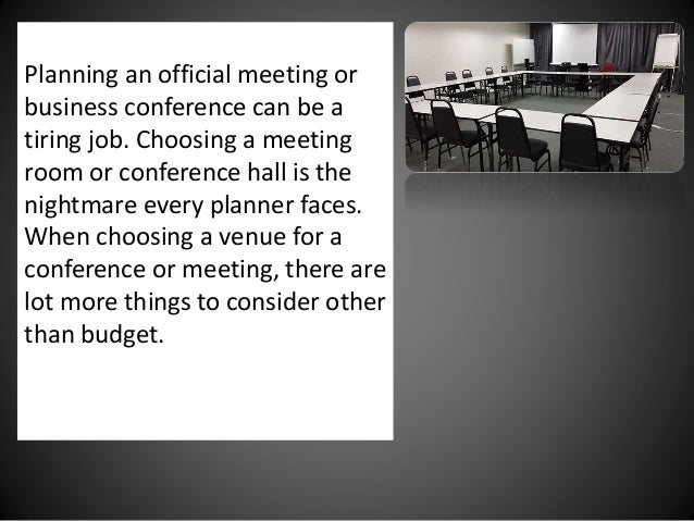 Video Conference Room Rental Singapore