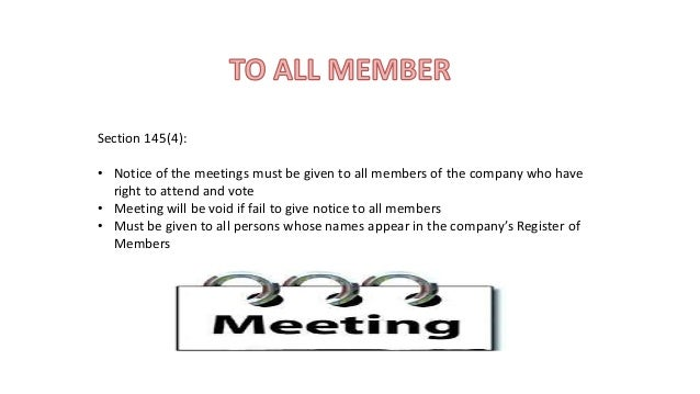 Mandatory meeting notice template acurnamedia meetings company law malaysia altavistaventures Image collections