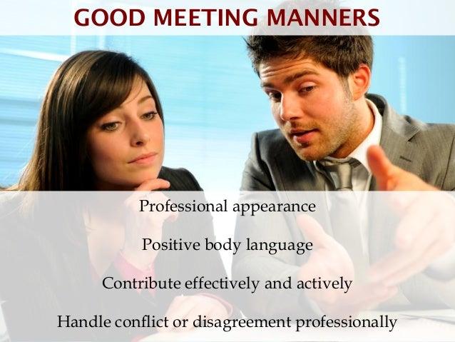 BARRIERS TOEFFECTIVE MEETINGS      Poor verbal skillsInappropriate nonverbal skills    (e.g. body language)     Poor liste...