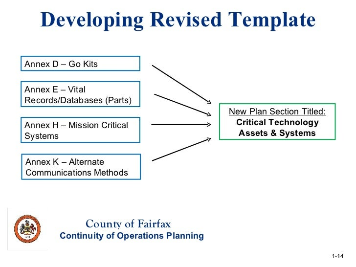 mission essential contractor services plan template - winter 2012 quarterly meeting agency coop plan reviews