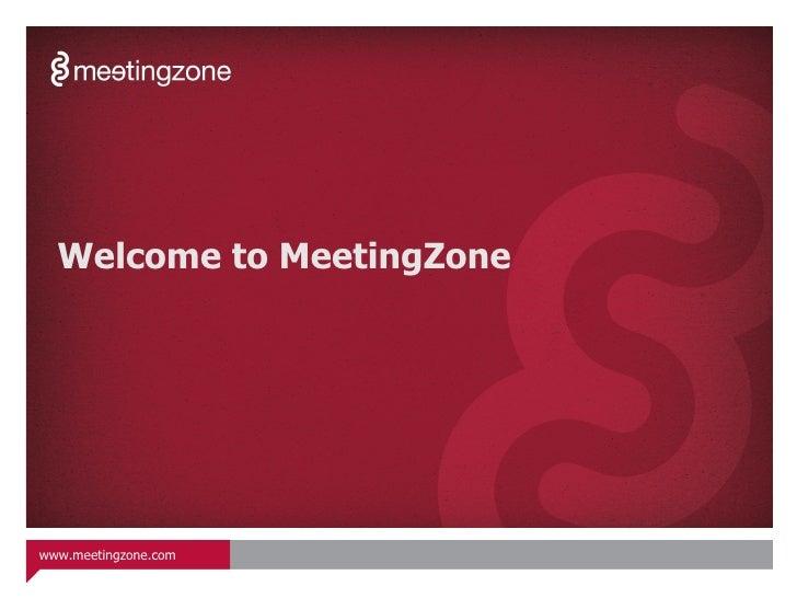 Welcome to MeetingZonewww.meetingzone.com