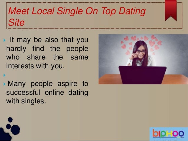 Free online local dating sites