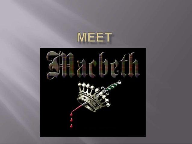 Meet macbeth template marcus