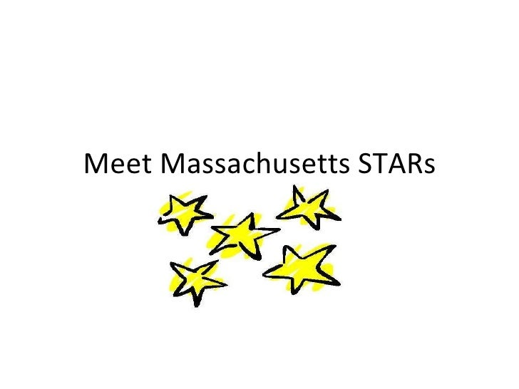 Meet Massachusetts STARs