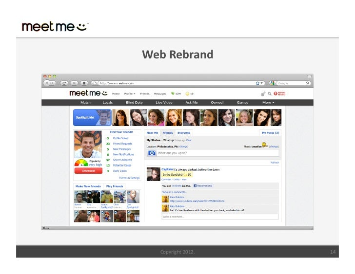 How To Change Name On Meetme