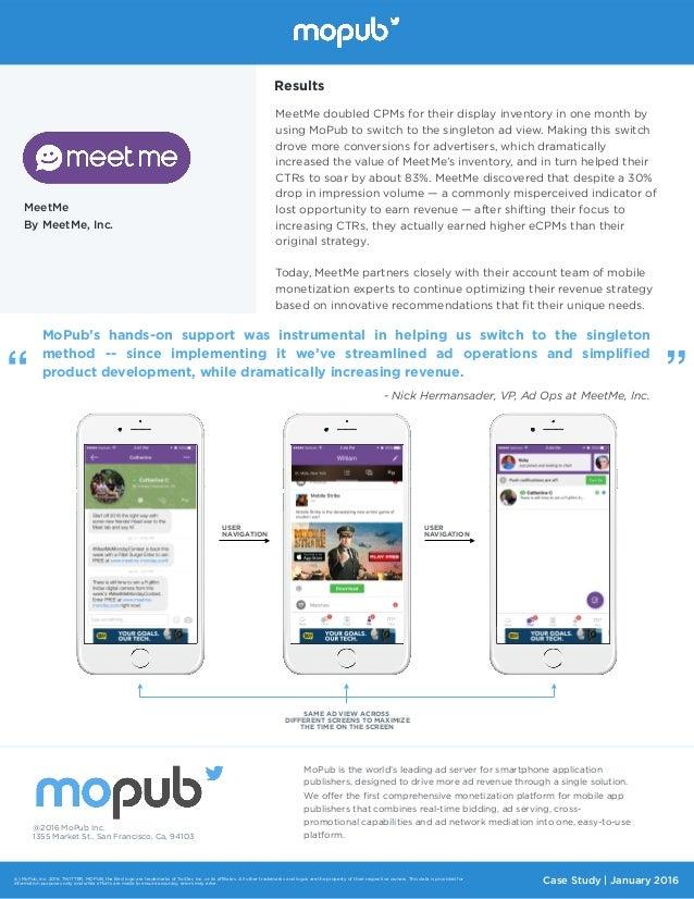 meet me mobile app