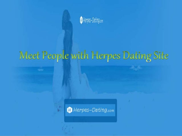 is there a dating website for people with herpes