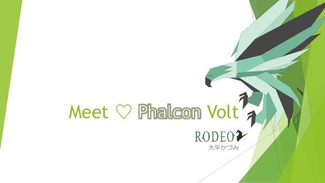 Meet ♡ Volt 大平かづみ