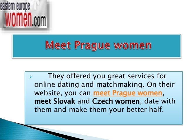 Prague dating app