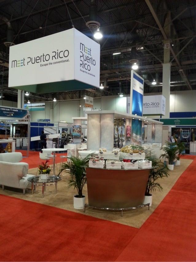 Meet Puerto Rico - IMEX 2015