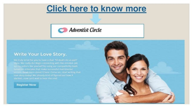 adventist dating advice Matchcom is the number one destination for online dating with more dates, more relationships, & more marriages than any other dating or personals site.