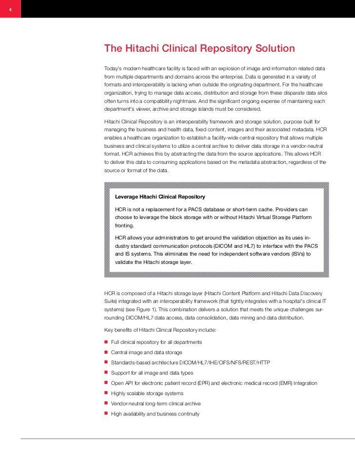 Meet the unique challenges of dicom hl7 data access, data consolidati…