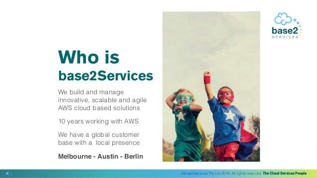 Meetup - AWS Berlin October 2018 - Account Management and AWS Organizations Slide 3