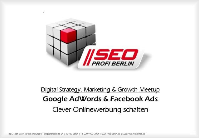SEO Profi Berlin @ dskom GmbH   Reginhardstraße 34   13409 Berlin   Tel 030 4990 7084   SEO-Profi-Berlin.de   SEO-Profi-Ak...