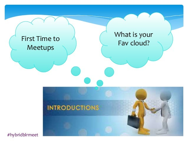 Meetup billing