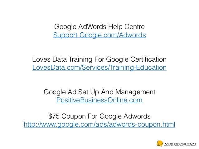 Support google adwords certification реклама яндекс такси в метро