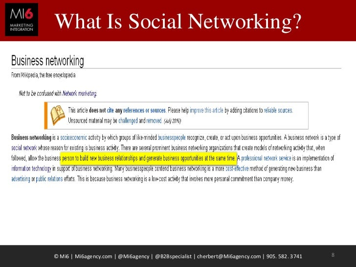 Is social networking good for society
