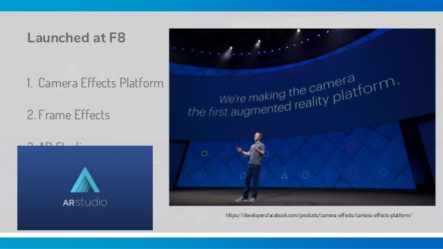 Introduction to Facebook Augmented Reality Camera Effects