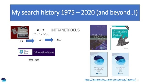 Enterprise Search – How Relevant Is Relevance? Slide 2