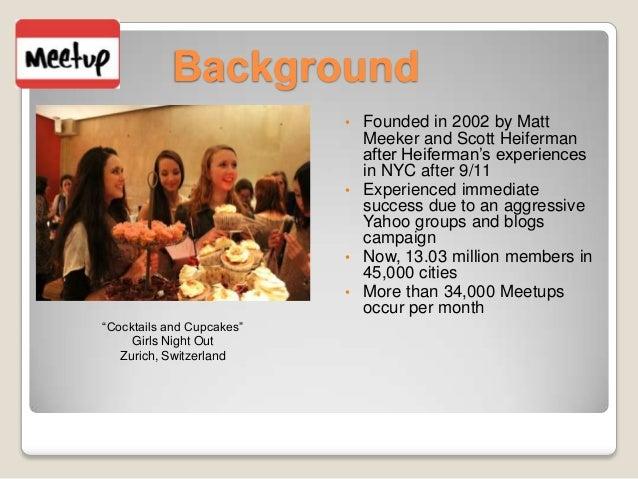Meet up presentation Slide 3