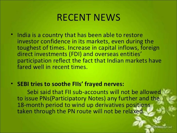 fdi and fii in india The difference between fdi and fpi can be drawn clearly on difference between fdi and fii difference between hedge fund and mutual fund difference between.