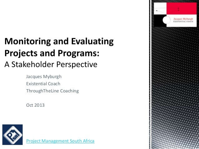 Jacques Myburgh Existential Coach ThroughTheLine Coaching Oct 2013 Project Management South Africa