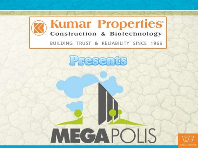 Megapolis is located at Hinjewadi,which is India's premier IT Park.It is an integrated township parexcellence that blends ...