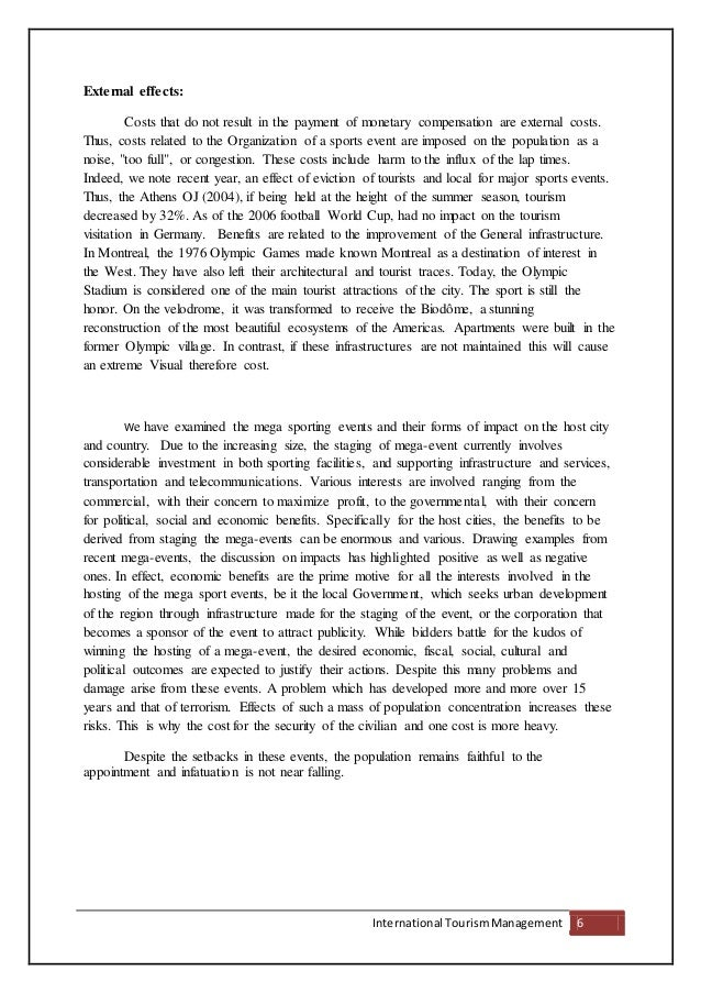 what is a mega event essay An essay is, generally,  (1902)) about the 1902 coronation of king edward vii, which mixes actual footage with shots of a recreation of the event.