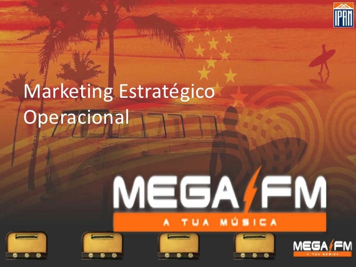 Marketing Estratégico Operacional <br />