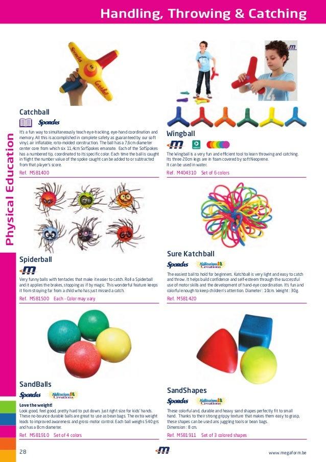 Spielzeug für draußen Spordas Catch Ball