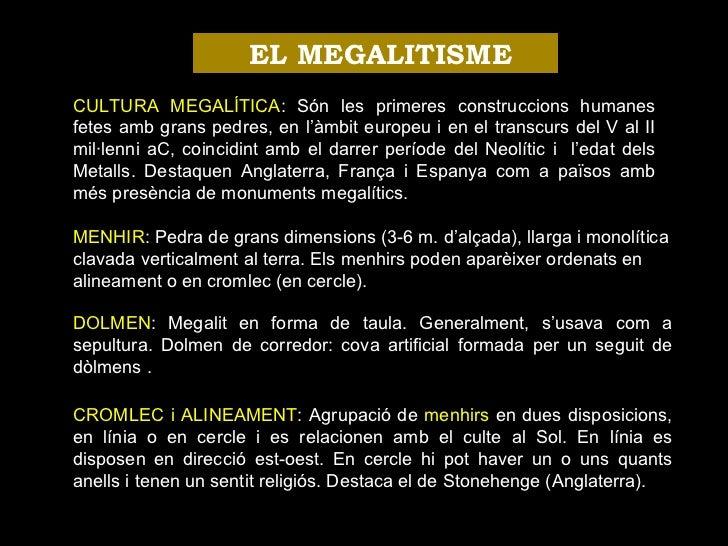 Megalitisme Slide 2