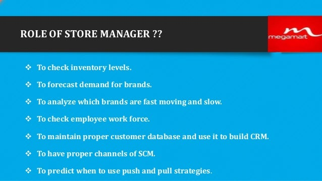 This retail store manager sample job description can assist in your creating a job application that will attract job candidates who are qualified for the job. Feel free to revise this job description to meet your specific job duties and job requirements.