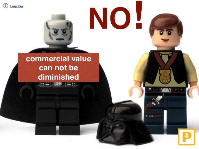 Leap Key commercial value can not be diminished NO!