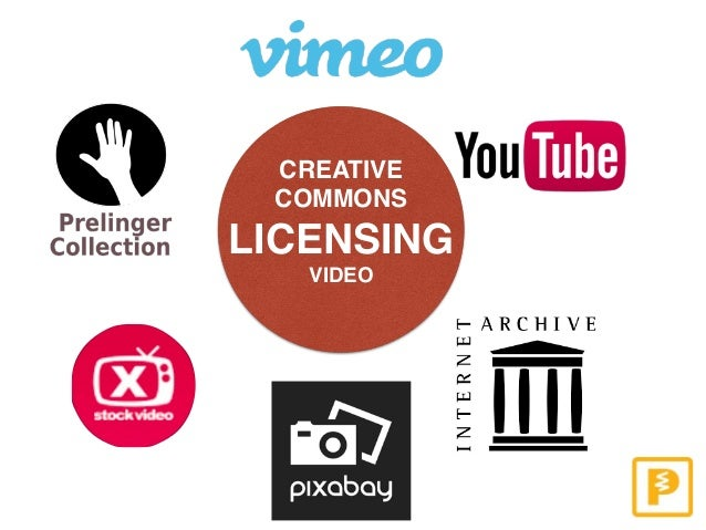 CREATIVE COMMONS LICENSING VIDEO