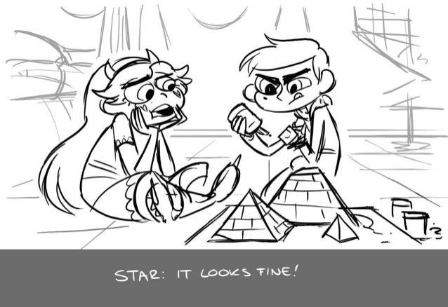 Star Vs the Forces of Evil Test Slide 3
