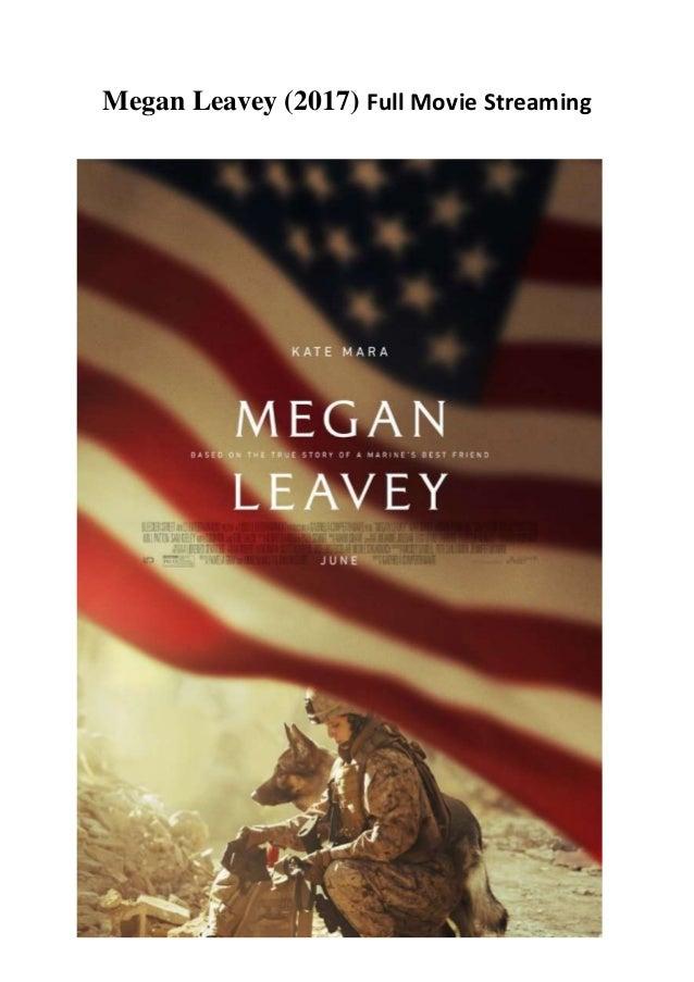 Watch Megan Leavey Online Full Movie