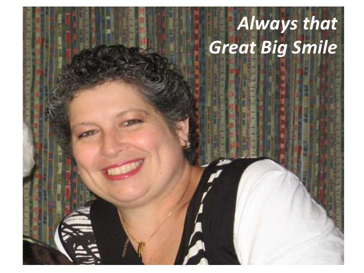 Always that<br />Great Big Smile<br />
