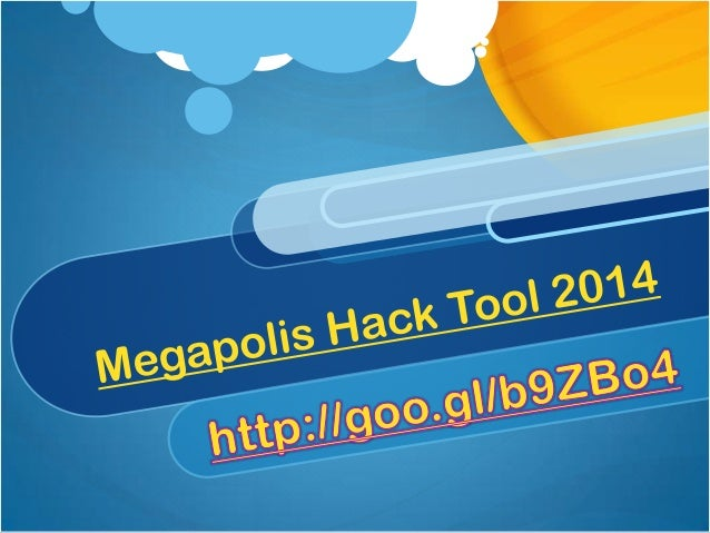 Megapolis Hack Features Unlimited Coins & MegaBucks Unlimited Cash  Population Hack Auto Invite Option  Electricity Hack  ...