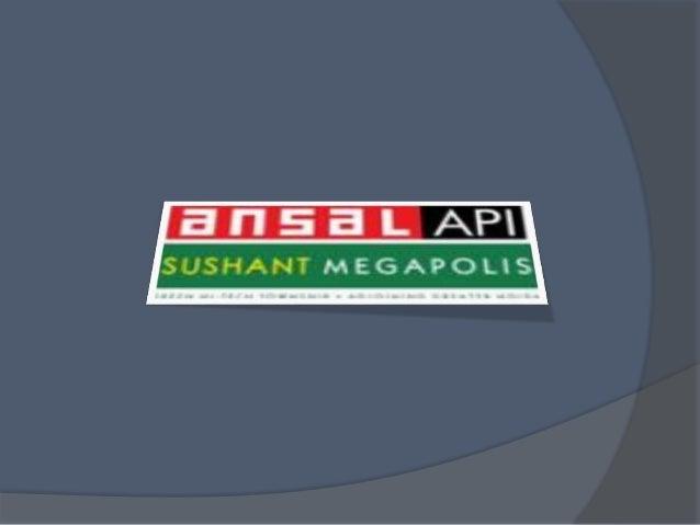 Ansal Megapolis Independent Floors Greater Noida