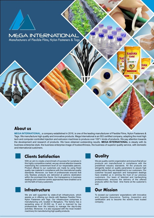 Cable Clips and Cable Ties By Mega International