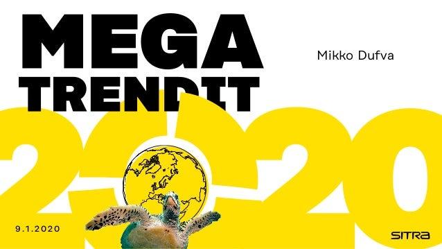 9 . 1 . 2 0 2 0 Mikko Dufva